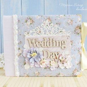 Робота Свадебный подарок свадебный фотоальбом Provence