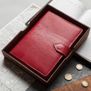 Робота Щоденник Iguana Red