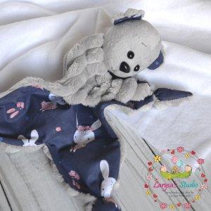 Робота Мишка - комфортер, плюшевая игрушка для малыша
