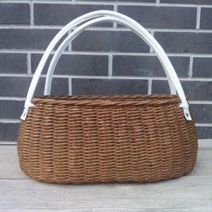 Робота Плетеная сумка- корзина 37*21см