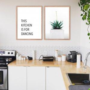 Робота Комплект постерів для кухні