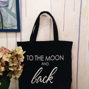 """Робота Дизайнерська сумка-шопер """"Black"""""""