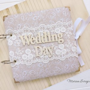 Робота Весільний подарунок весільний фотоальбом Qween