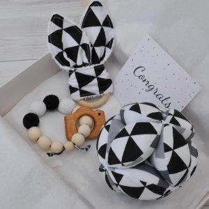 Робота Подарунковий набір іграшок для дитини: Мяч, гризунці