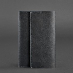 Робота Шкіряний блокнот (Софт-бук) 5.1 чорний