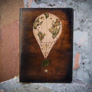 Робота Обложка на паспорт воздушный шар