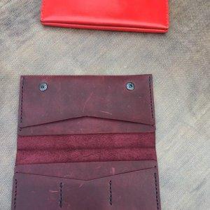 Робота Шкіряний жіночий гаманець