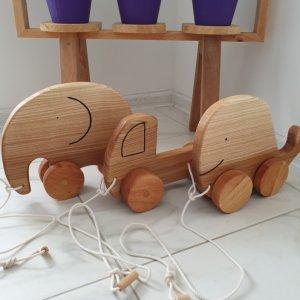 Робота Іграшка дерев'яна