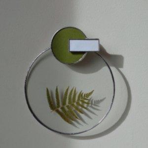 Робота Інтер'єр ний гербарій з папороттю