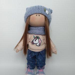 Робота лялечка