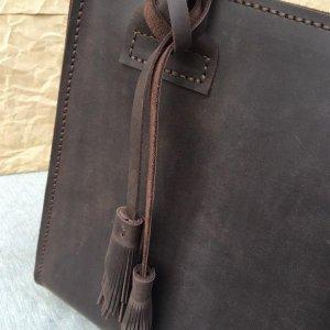 Шкіряна сумка Meri