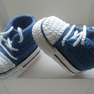 Робота Пінетки-кросівки-кеди для малюка