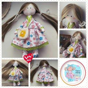 Робота Sweet flower - Лялька ручної роботи