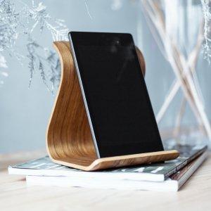 Робота Дерев'яна підставка для планшета •Sign• Daniellia