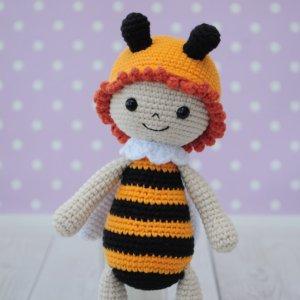 Робота Дивовижна бджілка-подарунок для дівчинки