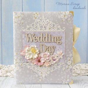 Робота Свадебный подарок свадебный фотоальбом Lavander
