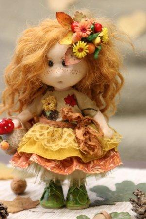 """Лялька """"Лісова фея"""""""