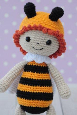 Дивовижна бджілка-подарунок для дівчинки